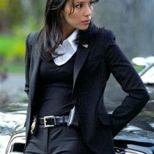 Eva Longoria Parker in una scena del film The Sentinel