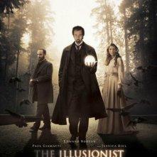 La locandina di The Illusionist