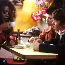Chiwetel Ejiofor, Sarah Jane Potts e Joel Edgerton in Kinky Boots