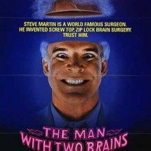 La locandina di Ho perso la testa per un cervello