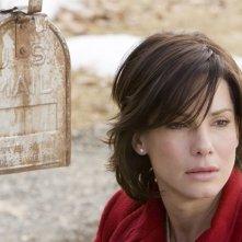 Sandra Bullock in una scena del dramma  La casa sul lago del tempo