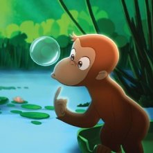 Una sequenza del film Curioso come George