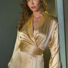 Connie Nielsen in una scena del film The Ice Harvest
