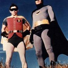 La locandina di Batman