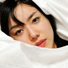 Sung Hyun-ah in una scena del film Time