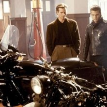 Val Kilmer e Chris O'Donnell in una scena di 'Batman Forever'