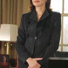 Geena Davis in una scena 'Una donna alla Casa Bianca'