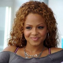 Christina Milian in una scena di Pulse