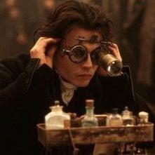 Johnny Depp ne Il mistero di Sleepy Hollow