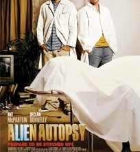 La locandina di Alien Autopsy