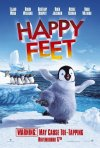 La locandina di Happy Feet