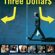 La locandina italiana di Three Dollars
