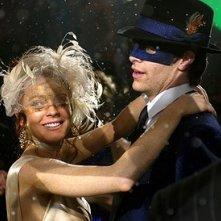 Lindsay Lohan e Chris Pine in Baciati dalla sfortuna