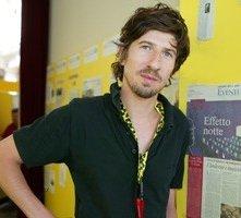 Locarno 2006 -  Raphaël Sibilla, Francia, regista del film NO BODY IS PERFECT