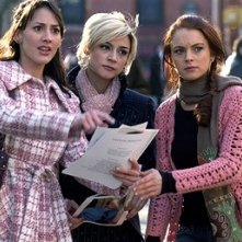 Samaire Armstrong, Lindsay Lohan e Bree Turner in  Baciati dalla sfortuna (Just My Luck)