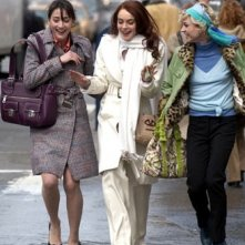 Samaire Armstrong, Lindsay Lohan e Bree Turner in  Baciati dalla sfortuna