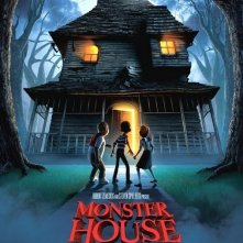 La locandina di Monster House