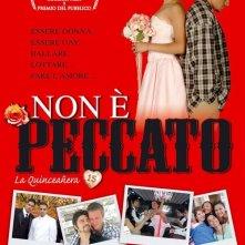 La locandina italiana di Non è peccato - La quinceañera