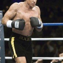 Sylvester Stallone è Rocky Balboa, sul ring