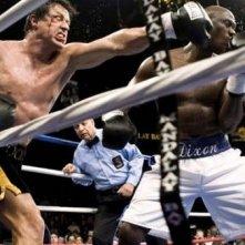 Sylvester Stallone nei panni di Rocky Balboa