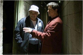 Sylvester Stallone sul set di Rocky Balboa, ultimo capitolo del franchise