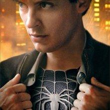 Una locandina di Spider-Man 3