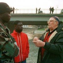 Una scena del film Lettere dal Sahara (2006)