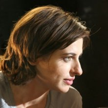 Anita Kravos in una scena di Come l'ombra