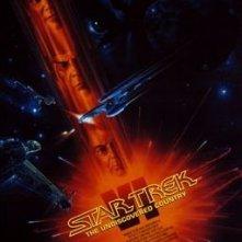 La locandina di Star Trek VI: rotta verso l'ignoto