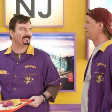 Brian O'Halloran e Jeff Anderson in una scena di Clerks II