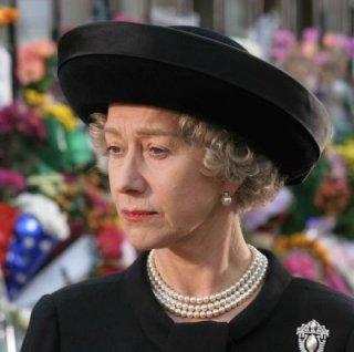 Helen Mirren nel ruolo di Elisabeth II nel film The Queen