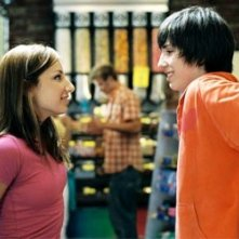John Patrick Amedori e Vanessa Lengies in Stick It