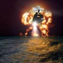 Una scena di Black Dawn - Tempesta di fuoco