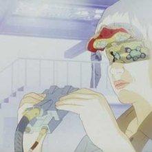 Una scena di Ghost in the Shell 2 - L'attacco dei cyborg