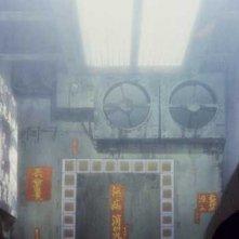 scena del film Ghost in the Shell 2 - L'attacco dei cyborg
