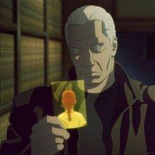 Ghost in the Shell 2 - L'attacco dei cyborg: una scena del film