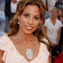 Elizabeth Rodriguez alla premiere di Miami Vice a Los Angeles
