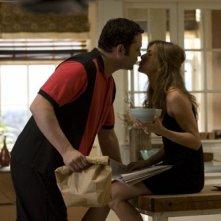 Jennifer Aniston accanto a Vince Vaughn in una scena del film Ti odio, ti lascio, ti...