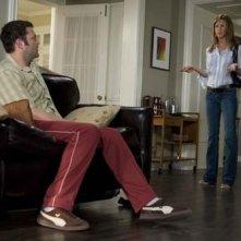Jennifer Aniston e Vince Vaughn sono i protagonisti del film Ti odio, ti lascio, ti...