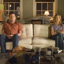 Jennifer Aniston e Vince Vaughn sono protagonisti del film Ti odio, ti lascio, ti...