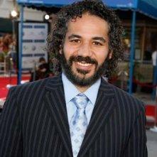 John Ortiz alla premiere di Miami Vice a Los Angeles