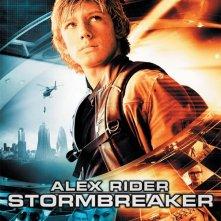 La locandina italiana di Stormbreaker
