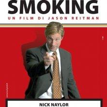 La locandina italiana di Thank You for Smoking
