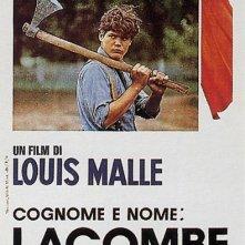 Il manifesto italiano di Lacombe Lucien