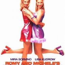 La locandina di Romy & Michelle