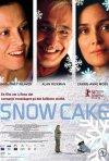 La locandina di Snow Cake