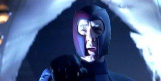 Ian McKellen in una scena di X-MEN