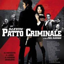 La locandina italiana di Slevin - Patto criminale
