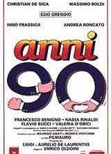 La locandina di Anni 90