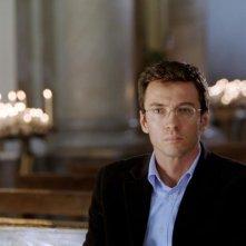 L'attore Alessio Boni in una scena del film Viaggio segreto